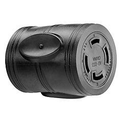20 Amp 240V to 30 Amp 240V Outlet Adapter