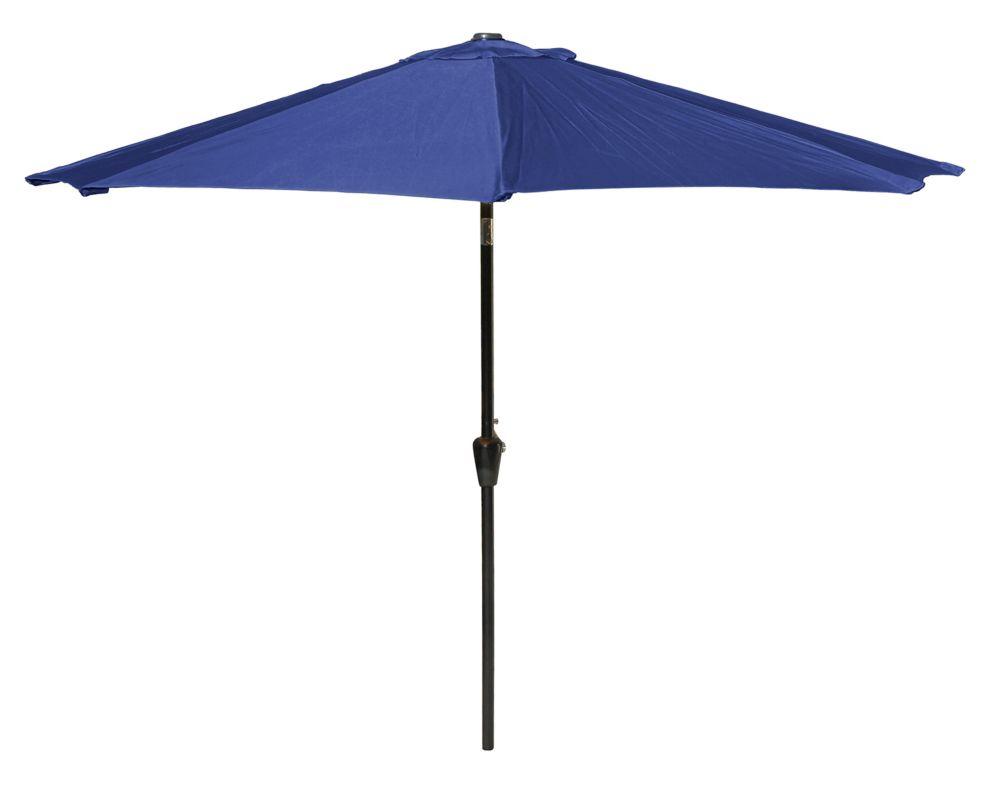Henryka 9 ft. Market Umbrella Navy