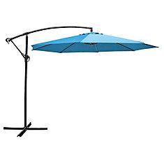 10 ft. Cantilever Umbrella Blue
