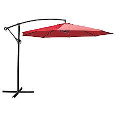 10 ft. Cantilever Umbrella Red
