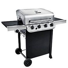 Barbecue à gaz 4 brûleurs Performance Séries Noir