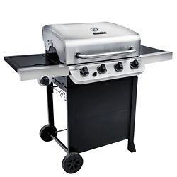 Char-Broil Performance 4-Burner Gas Grill in Black