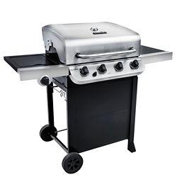 Char-Broil Barbecue à gaz 4 brûleurs Performance Séries Noir