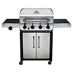 Char-Broil Performance 4-Burner Gas Grill in Stainless Steel