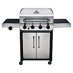 Barbecue à gaz 4 brûleurs Performance Séries Acier Inoxydable