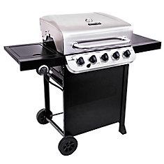 Barbecue à gaz 5 brûleurs Performance Séries Noir