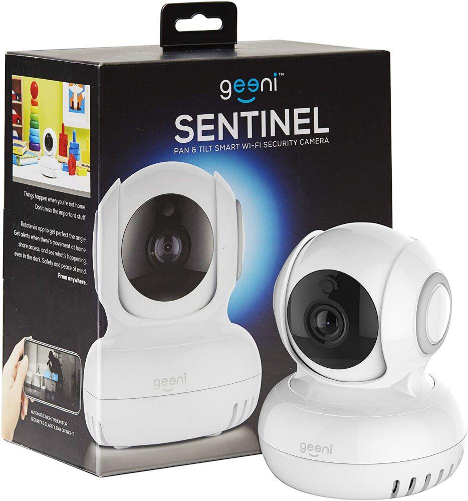 Geeni SENTINEL Pan & Tilt Smart Wi-Fi Security Camera