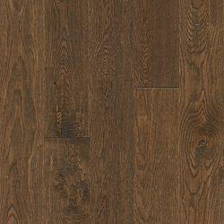 Bruce Plancher, bois massif, 3/4 po x 5 po x longueurs variées, Chêne Grained Butternut, 23,5 pi2/boîte