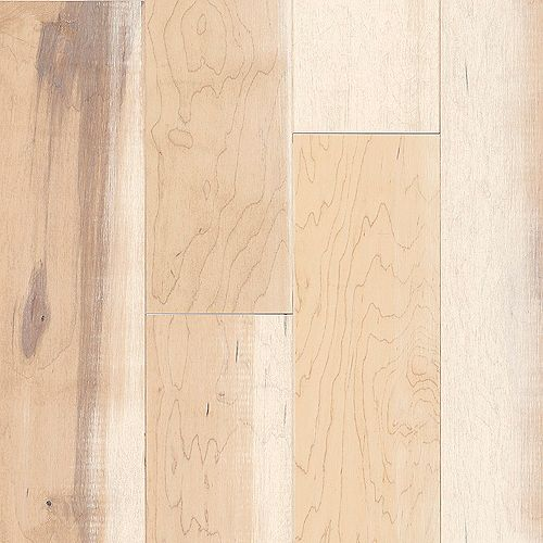 Bruce Walnut Breezy White 1/2-inch T x 6-3/4-inch W x Varying L Eng. Hardwood Flooring (21.5 sq.ft./case)