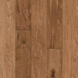 Bruce Plancher, bois massif, 3/4 po x 5 po x longueurs variées, Caryer Rich Doeskin, 23,5 pi2/boîte