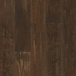 Bruce Hickory Coffee Flavor 3/4-inch T x 5-inch W x Varying L Solid Hardwood Flooring (23.5sq.ft./case)