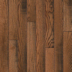 Bruce Oak Forest Colony 3/4-inch T x 3-1/4-inch W x Varying L Solid Hardwood Flooring (22 sq.ft./case)