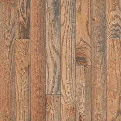 Bruce Oak Classic Natural 3/4-inch T x 3-1/4-inch W x Varying L Solid Hardwood Flooring (22 sq.ft./ case)
