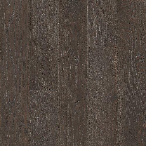 Bruce White Oak Mist 3/4-inch T x 5-inch W x Varying L Solid Hardwood Flooring (23.5 sq.ft./ case)