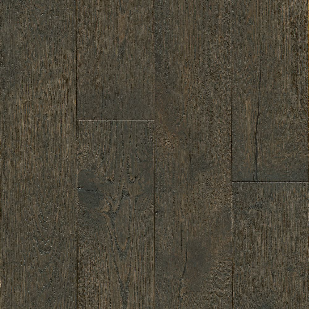 Bruce White Oak Near Black 1/2-inch T x 7-1/2-inch W x Vary L Eng. Hardwood Flooring (25.73 sq.ft./ case)