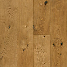 White Oak Natural 1/2-inch T x 7-1/2-inch W x Varying L Eng. Hardwood Flooring (25.73 sq.ft./ case)
