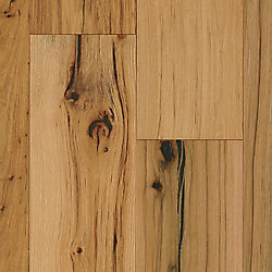 Bruce Hickory Natural 1/2-inch T x 7-1/2-inch W x Varying L Eng. Hardwood Flooring (25.73 sq.ft./ case)