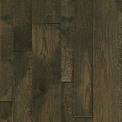Bruce Hickory Smoke Run 3/4-inch T x Varying W x Varying L Solid Hardwood Flooring (24 sq.ft./ case)