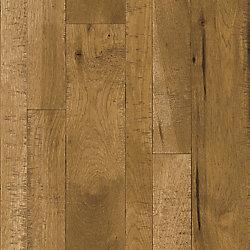 Bruce Plancher, bois massif, 3/4 po x largeur et longueurs variées, Caryer Warm Reflection, 24 pi2/boîte