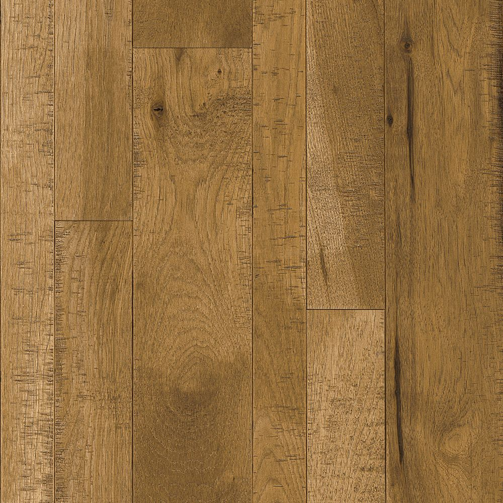 Bruce Hickory Warm Reflection 3/4-inch T x Varying W x Vary L Solid Hardwood Flooring (24 sq.ft./ case)