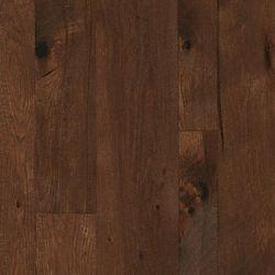 Bruce Plancher, bois massif, 3/4 po x largeur et longueurs variées, Caryer Earthly Color, 24 pi2/boîte