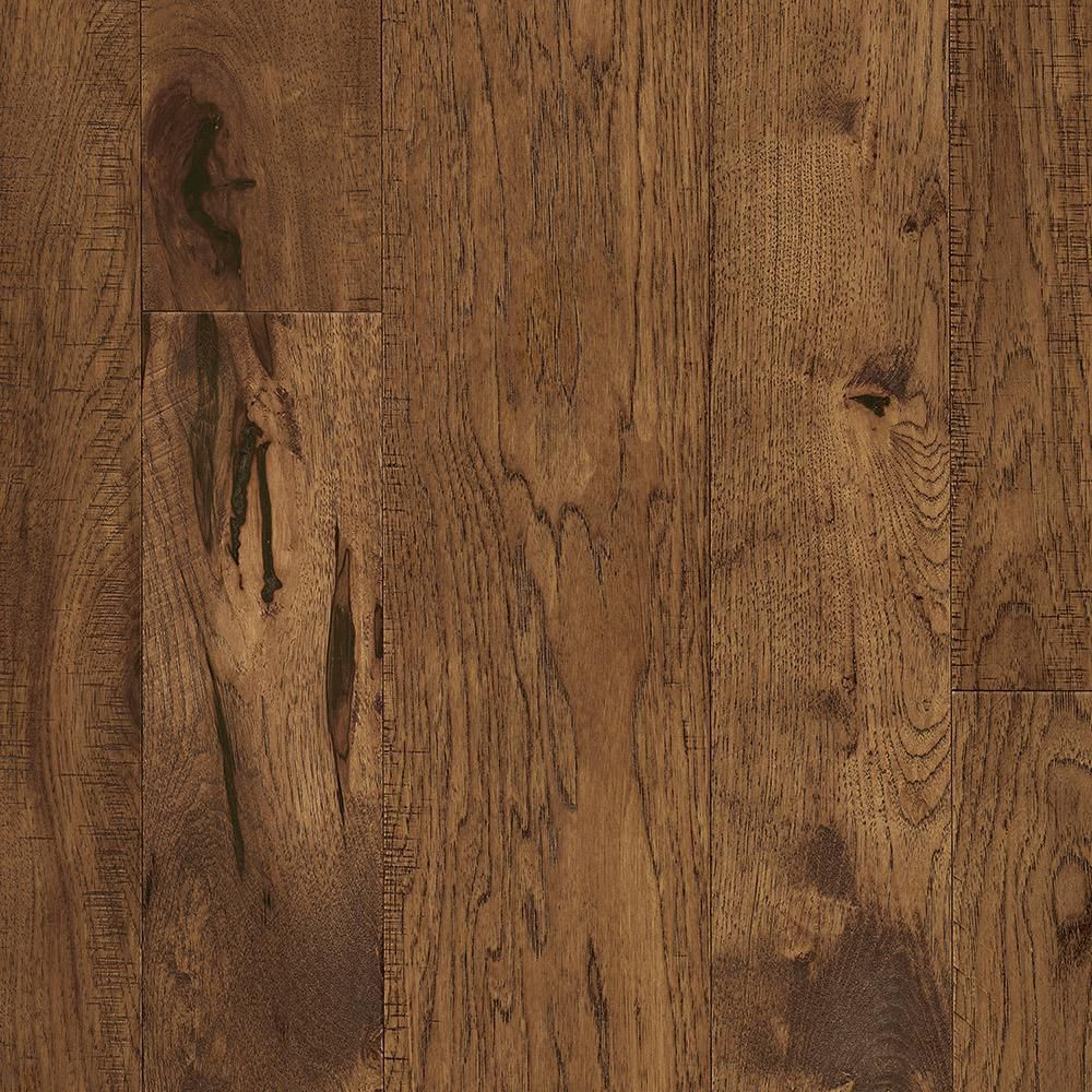 Bruce Hickory Golden Brown 1/2-inch T x Varying W x Varying L Eng. Hardwood Flooring (37.98 sq.ft./ case)
