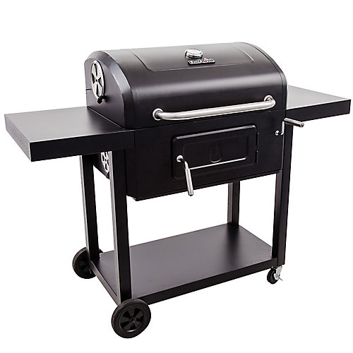 Performance 780 Charcoal BBQ in Black
