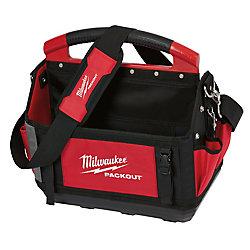 Milwaukee Tool Fourre-tout PACKOUT de 15 pouces