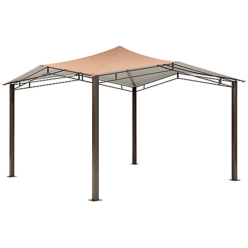 Sequoia Gazebo 12 x 12 ft. Bronze