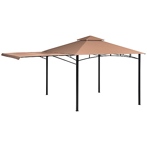 Redwood Gazebo 11 x 11 ft. Bronze