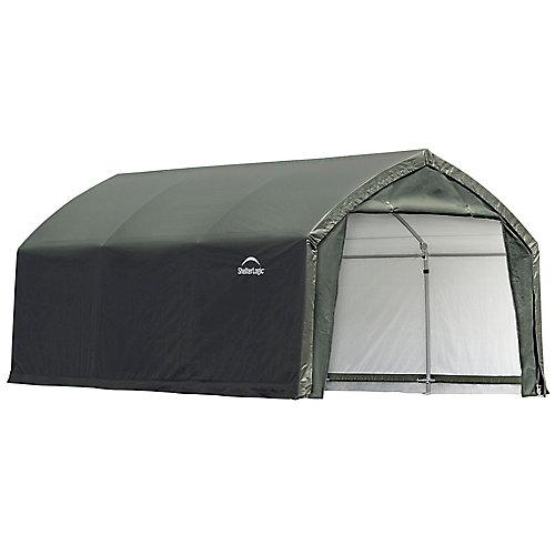 AccelaFrame HD 12 x 15 ft. Shelter Green