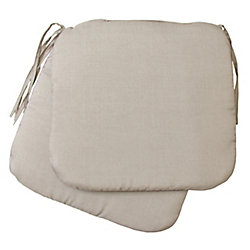 Bozanto Inc. Seat Cushions biege (2-Pack)