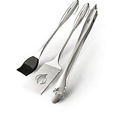 PRO Stainless Steel 3-Piece Toolset