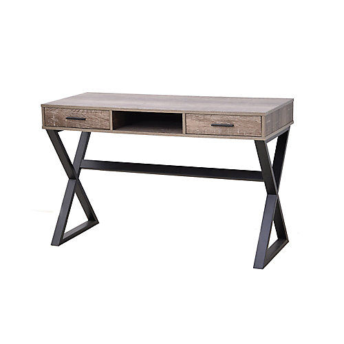 Bronwin Desk with Drawers