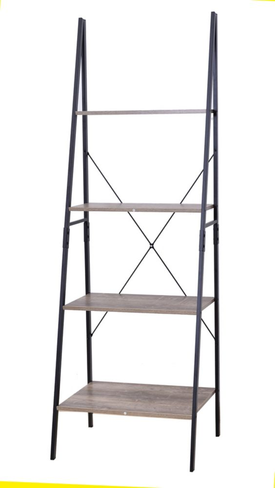 reputable site 5123b 9271b Bronwin Ladder Shelf