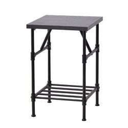 JR Home Collection Pipefitter Side Table