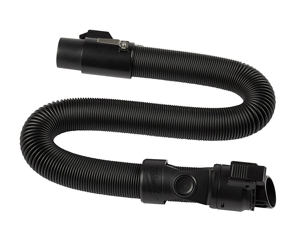 1-7/8-inch x 9 ft  Pro-Grade Vacuum Hose for M18 FUEL Backpack Vacuum