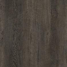 Dark Oak 8.7-inch  x 59.4-inch  Luxury Vinyl Plank Flooring (21.45 sq. ft. / case)