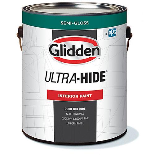 Ultra-Hide Interior Semi-Gloss White 3.78 L