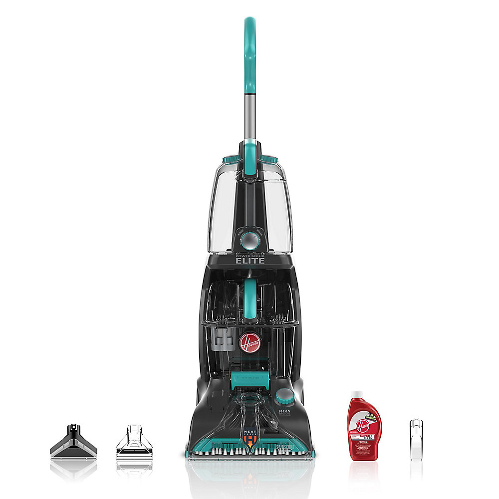 Power Scrub Elite Carpet Washer