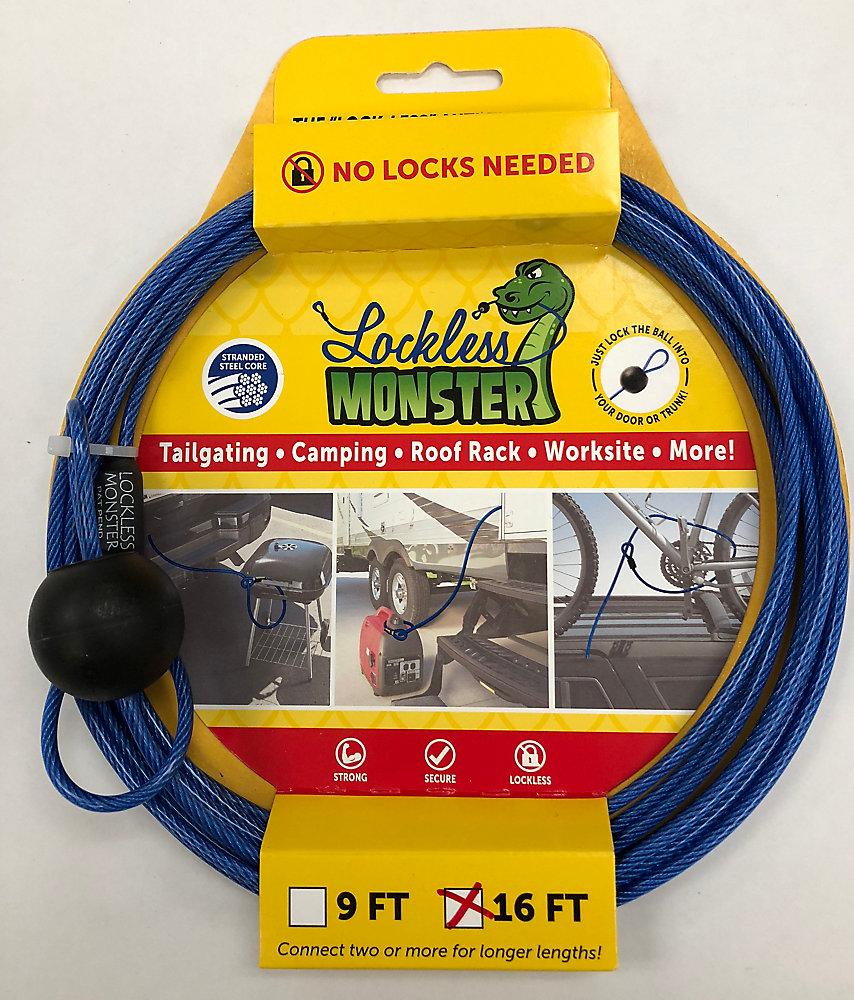 No Locks Needed 9 Ft 16 Ft 2 Pack