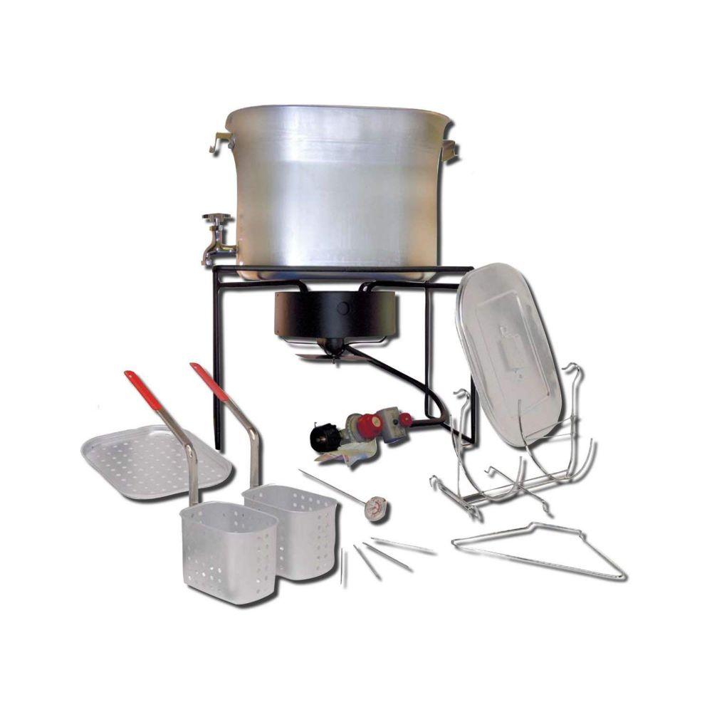 King Kooker Multi-Purpose Portable Propane Outdoor Cooker Package