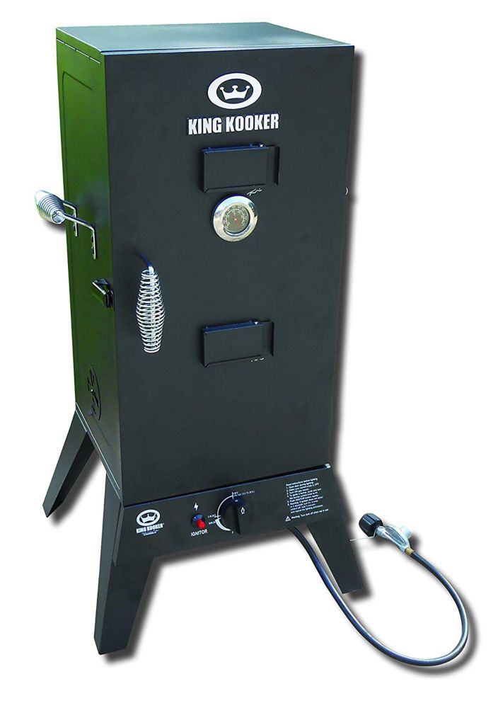 King Kooker Low Pressure Smoker