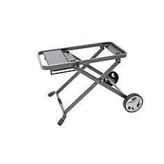 24 inch high foldable cart for Pantera gas grill series
