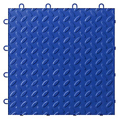 Gladiator Blue Floor Tile (24 Pack)