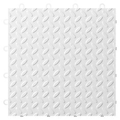 Gladiator White Floor Tile (24 Pack)
