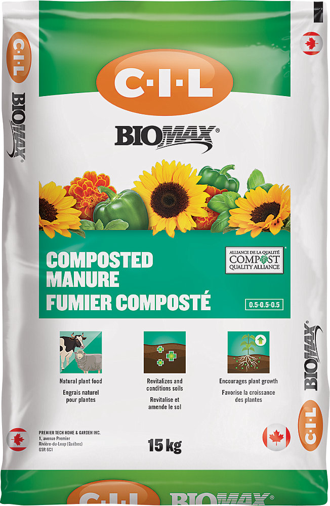 BIOMAX Composted Manure