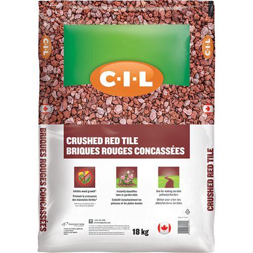 C-I-L 18 kg Crushed Red Tile