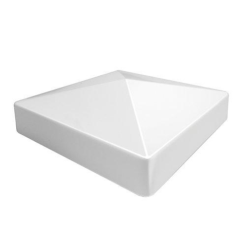 """Capuchon Pyramide 5""""X5"""" Pyramid Blanc"""