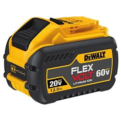 DEWALT FLEXVOLT 20-Volt/60-Volt MAX 12.0 Ah Battery Pack